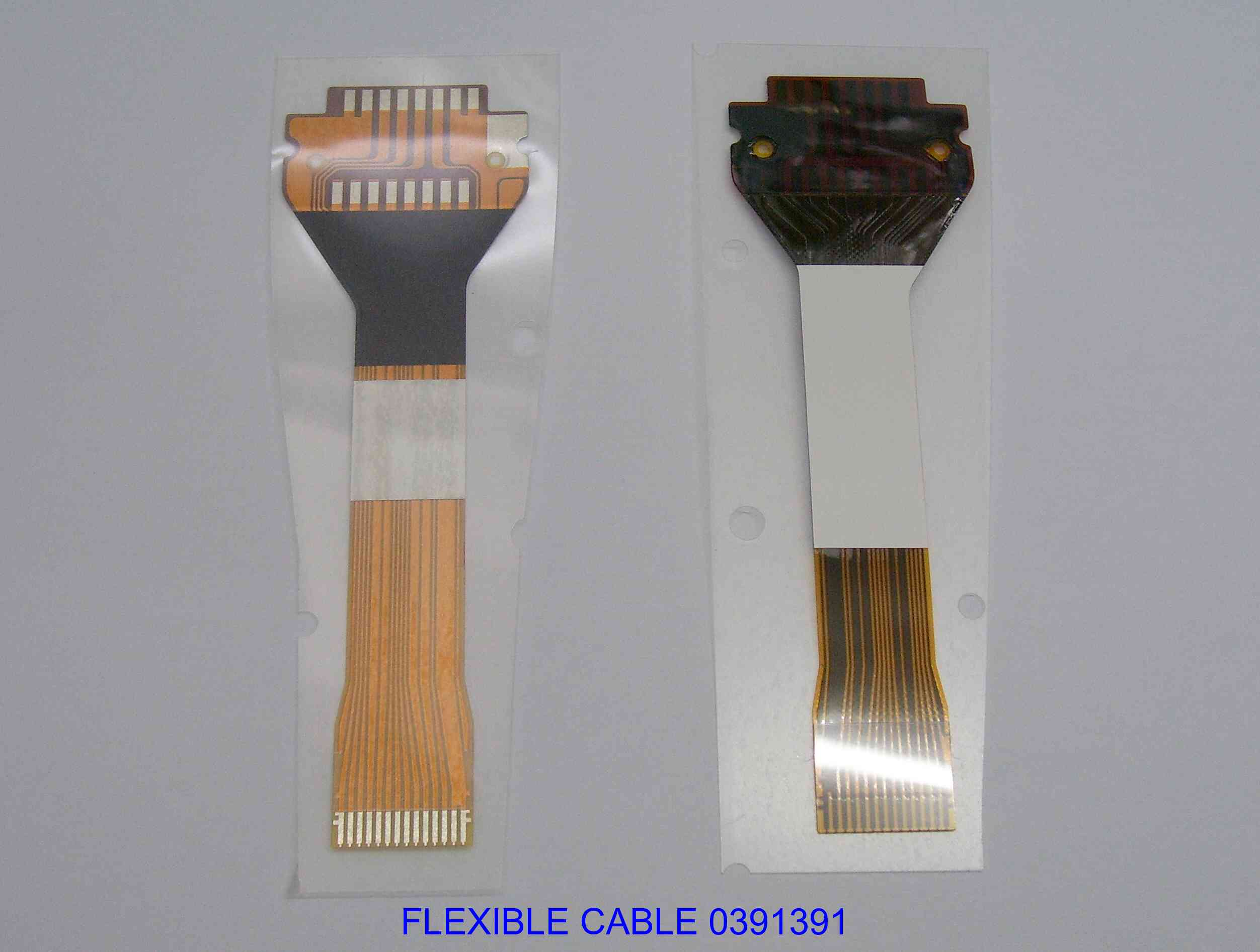 FLAT CABLE 039139100
