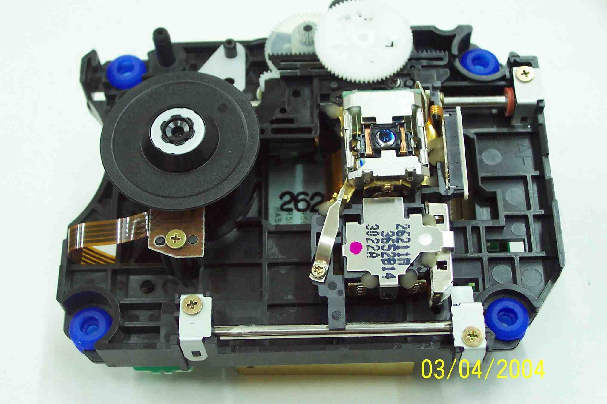 OPTICAL PICKUP ASSY RAF3022A/3023A