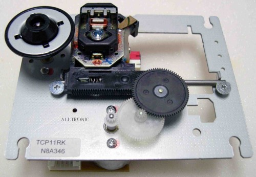 OPTICAL PICKUP ASSY TCP11RL